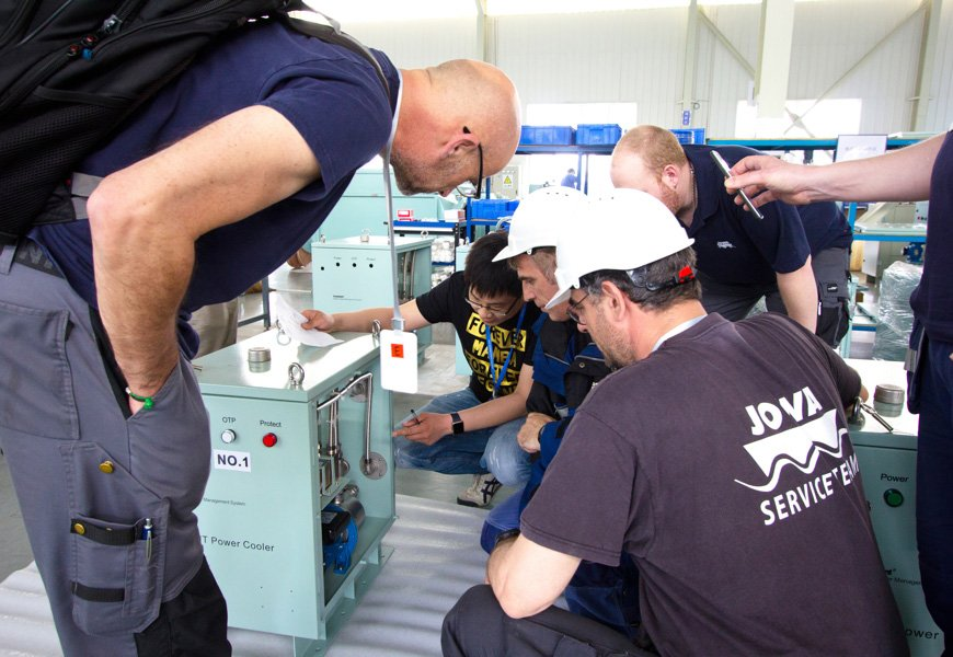 HEADWAY 6000th VDR successfully installed on vessel