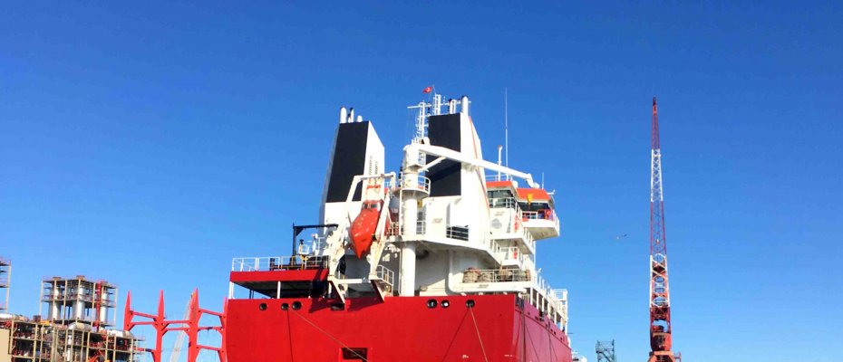 Headway Will Exhibit OceanGuard® on SMM2014