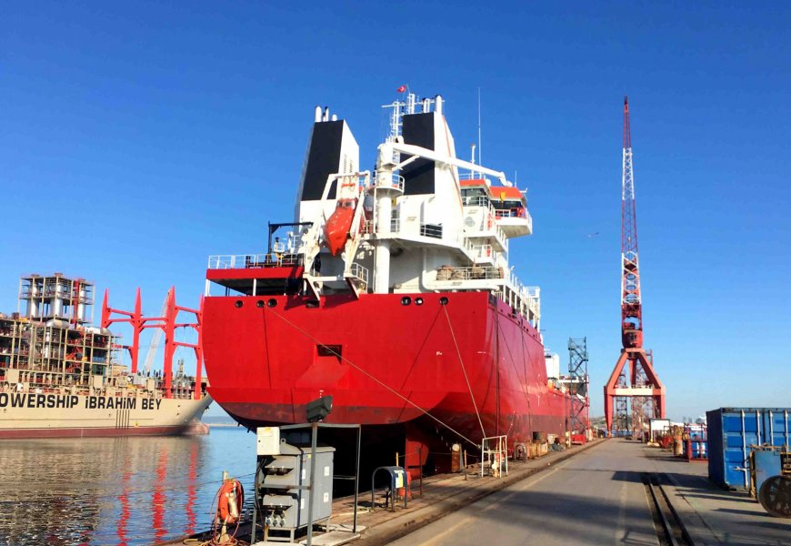 Headway independent Completion of BWMS retrofitting on Deck