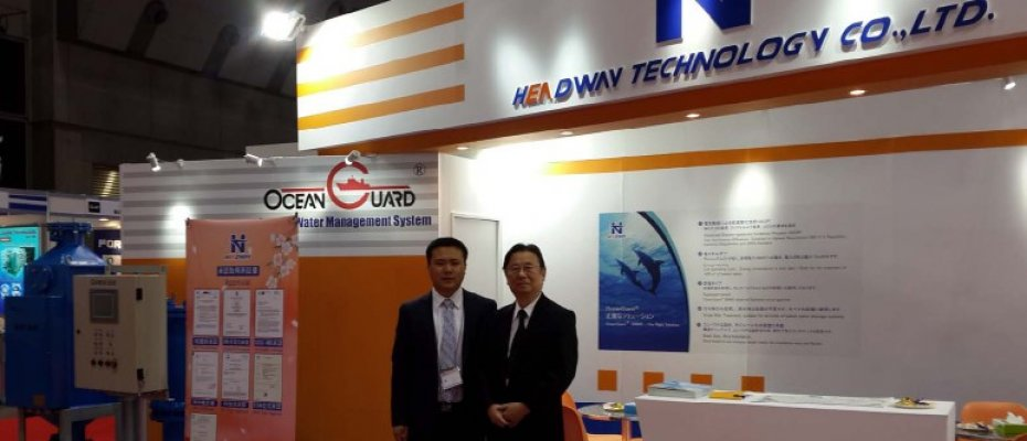 OceanGuard® Went Eastward to Japan and Return with Great Popularity