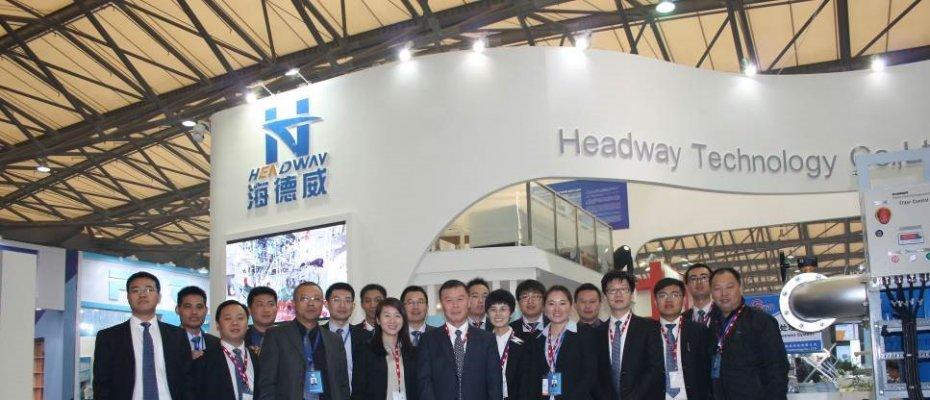 OceanGuard® Dazzled in Marintec China 2013