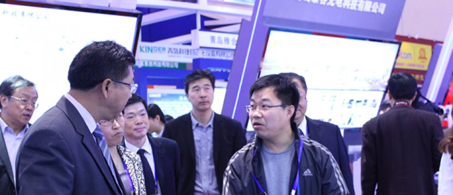 Headway Was Invited to 2nd SME New and High-end Products Exhibition