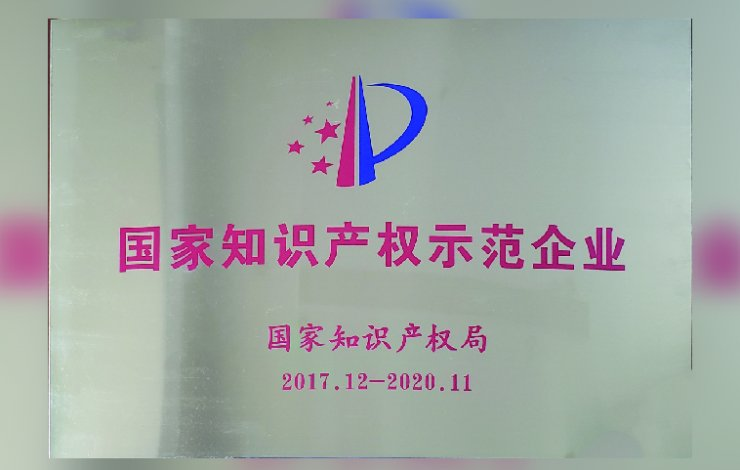 National Intellectual Property Exemplary Enterprises