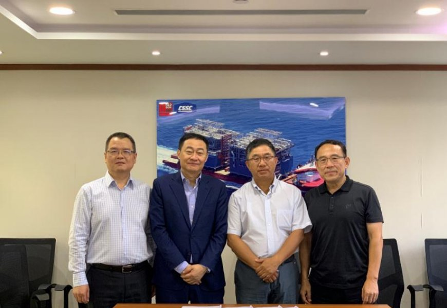 "Headway Has Established ""Win-win"" Cooperation Relationship with CSSC"