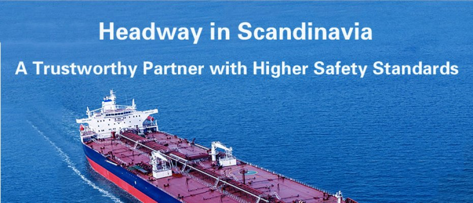 Headway in Scandinavia: A Trustworthy Partner with Higher Safety Standards