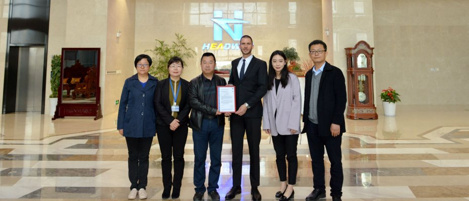 OceanGuard® BWMS Obtained ATEX Certification